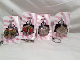 NEW Key Candy Western-themed Set of 4 Key Locks