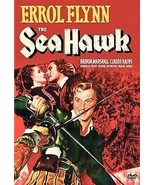 DVD The Sea Hawk: Errol Flynn Claude Rains Alan Hale Flora Robson Donald... - $7.64