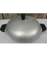 Vtg Hammered CLUB Aluminum Casserole Sauce Pan Gravy Cook Pot 1 1/2 Qt - $24.00