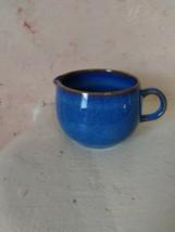 English Blue By Denby-Langley Creamer English Stoneware - $12.99