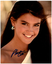 PHOEBE CATES  Authentic Original  SIGNED AUTOGRAPHED PHOTO W/COA 446 - $55.00