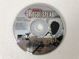 Rainbow Six Rogue Spear - Sega Dreamcast - Cleaned & Tested - $7.76