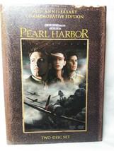 Pearl Harbor (DVD, 2001, 2-Disc Set, Widescreen 60th Anniversary Commemo... - $9.89