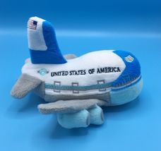 Air Force One Plush with sound take off sound when squeezed Daron Travel image 4