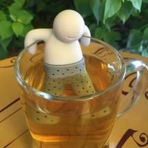 2 Pieces TeaMan Cute Loose Leaf Silicone Tea Infuser Strainer - $8.73