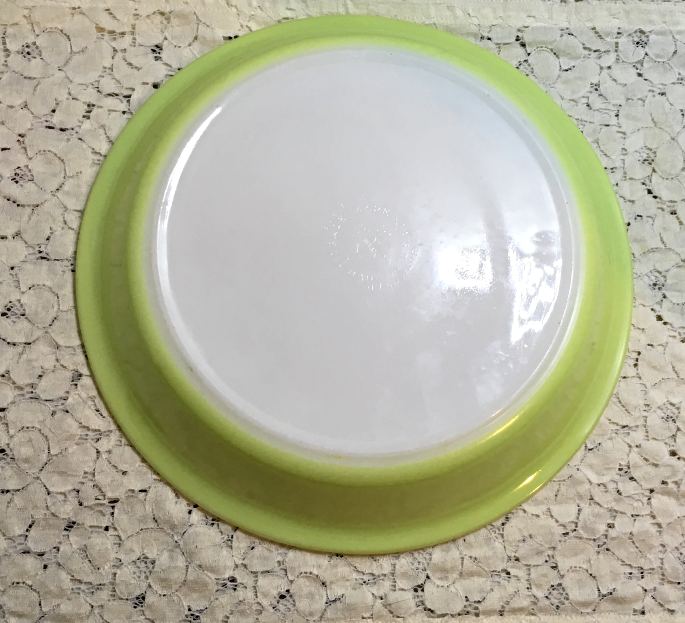 ... Retro Vintage Lime Green Pyrex 9 Inch Pie Plate ... & Retro Vintage Lime Green Pyrex 9 Inch Pie and similar items