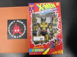 X Men Wolverine Metallic Action Figure - 1994 Metallic Mutants Series - ... - $33.66