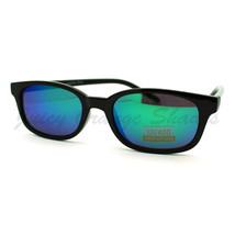 Oval Rectangular Sunglasses Small Narrow Frame Multicolor Lens Shades - $8.95