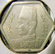 1944 Egypt-2 Piastras-Uncirculated - $148.50