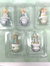 Precious Moments Holiday Ornaments Lot of 5 2005 - $39.59