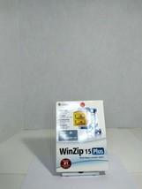 Winzip 15 Plus Corel PC Software: Package, Share, Compress, Protect File... - $29.68