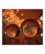 AROGEAR Clear Crystal Ball with Stand Art Decor K9 Crystal Prop for Phot... - $17.80