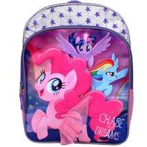 "MY LITTLE PONY PINKIE PIE 16"" Full-Size Backpack w/ Optional Insulated L... - $16.82+"