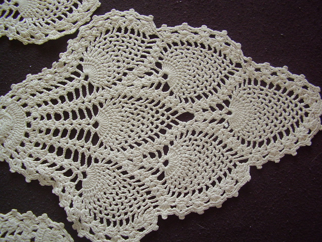 Primary image for Vintage - Crochet panels