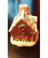 """Vintage Avon """"Sugary Scents Collection"""" Ceramic Gingerbread House Diffus... - $10.96"""