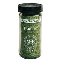 Morton & Bassett Organic Parsley (3x0.28 Oz) - $30.19