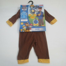 Paw Patrol Chase Toddler Costume - Size (2T-3T) - NWT - $12.99