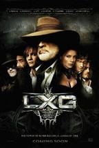 The League of Extraordinary Gentlemen One-Sheet Advance Movie Poster 200... - $5.90