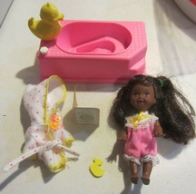 African-American Bathtime Fun Kelly - $28.45