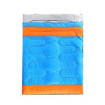 Poecent Sleeping Bag,Double Sleeping Bag Great for Family Camping,Great ... - $193.60 CAD