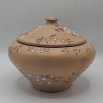 Vintage Fatto a Mano Teiera Aroeira Ceramiche Vaso Ciotola - $117.64
