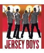 JERSEY BOYS Tickets 8/14 Louisville Whitney Hall KY Ctr - $316.24