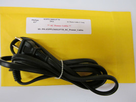 "Philips 65"" 65PFL5602/F7D DS2 AC Power Cable 5' Long - $13.95"