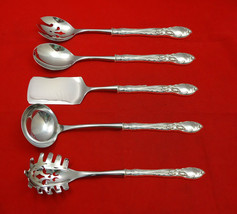 La Parisienne by Reed & Barton Sterling Silver Hostess Set 5pc HHWS  Custom Made - $483.55