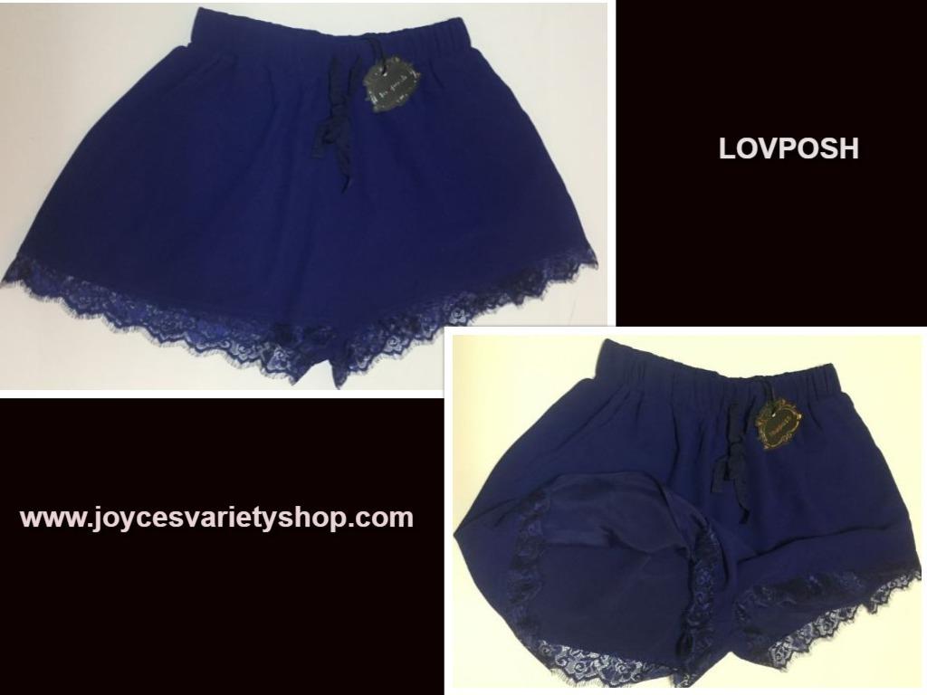 Lovposh shorts web collage