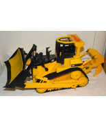 1995 Toy State brand large battery operated Caterpillar dozer with sounds - $20.00