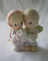 Precious Moments 2000 Our First Christmas Together #730084 - $13.85
