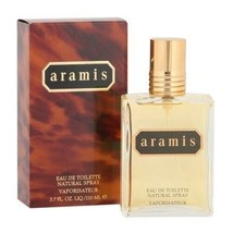 Aramis Eau de Toilette 3.7 oz Spray for Men. New. Free Shipping - $49.62