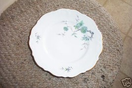 Winterling salad plate (Green Ming) 12 available - $3.42