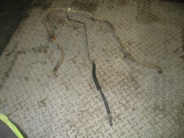 SUZUKI 2007 KING QUAD 450 4X4 FRONT BRAKE LINES   PART 24,823 - $20.00