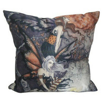 ' Night Flyers '' Couch Pillow By Amy Brown - $16.33
