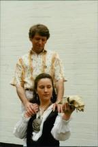 Vintage photo of Stephen Sendall and Eleanor Wedderburn. - $21.11