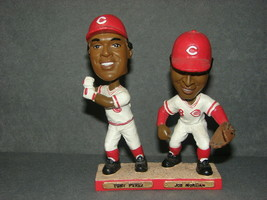Cincinnati Reds Bobblehead: Tony Perez & Joe Morgan [missing bat] - $10.00