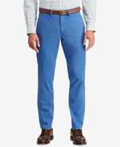 Polo Ralph Lauren Men's Straight-Fit  Chino Pants Blue  33 x 30 - $54.99