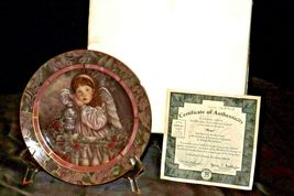 """""""Hope"""" Commemorative Plate by Donna Richardson AA20-CP2312 Vintage Gardens of In image 4"""