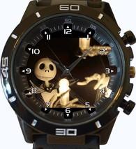 Jack Skellington Nightmare New Gt Series Sports Unisex Gift Watch - £33.36 GBP