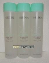 Three pack: Nu Skin Nuskin pH Balance Toner Normal to Dry 150ml 5.0oz x3 - $60.00