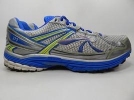 Brooks Defyance 7 Size 14 M (D) EU 48.5 Men's Running Shoes Silver 1101551D793