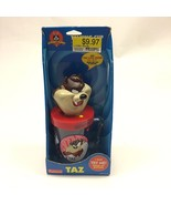 Taz Character Looney Tunes Vintage Talking Plastic Cup In Box Funomenon ... - $18.69