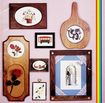 SCHOOL HOUSE OF COUNTED CROSS STITCH BOOK 6 BRIDE  & GROOM - $2.95