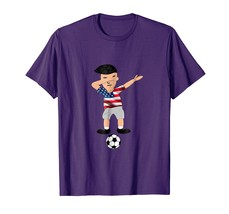 Brother Shirts - Funny Soccer Shirt Dabbing United States T Shirt Men - $19.95+
