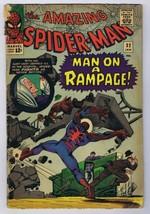 Amazing Spiderman #32 ORIGINAL Vintage 1966 Marvel Comics Dr Octopus - $128.69