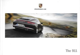 2014 Porsche 911 CARRERA Coupe Cabriolet sales brochure catalog 14 S 4S 991 - $12.00