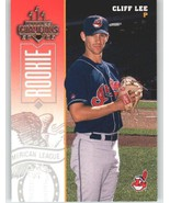 2003 Donruss Champions #78 Cliff Lee - Cleveland Indians (Baseball Cards... - $0.99