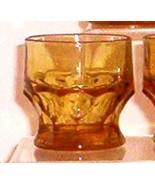 MID CENTURY MODERN 1960'S RETRO--ANCHOR HOCKING GLASS - $5.95