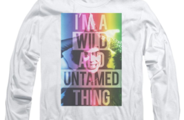 Rocky Horror Picture Show retro 70's Wild and Untamed long sleeve tee TCF440B image 3